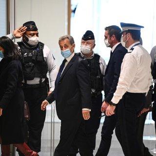 Met zijn veroordeling is de kans op een comeback voor Sarkozy gereduceerd tot nul