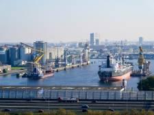 Stikstofregels desastreus voor Amsterdamse haven: 'De haven staat stil'