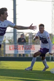 Rick van Loo bevrijdt LRC Leerdam in blessuretijd: 'Deze overwinning kunnen we wel even gebruiken'
