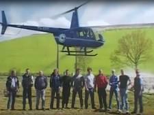 Veluwse knokploeg met helikopter jaagt op criminelen
