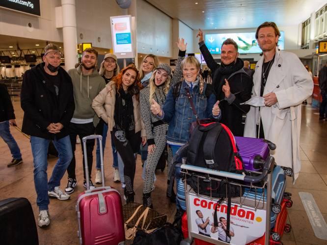 Het vliegtuig naar een nieuwe hit? Artiesten 'Liefde voor muziek' vertrekken vol stress en ambitie naar Frankrijk