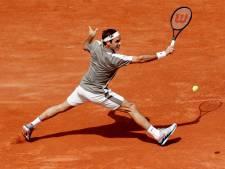 Federer (39) volgende maand in Genève en op Roland Garros: 'Ik kan niet wachten'
