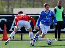 Penalty in blessuretijd nekt FC Den Bosch bij Jong AZ