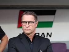 Vital Borkelmans quitte la sélection de Jordanie