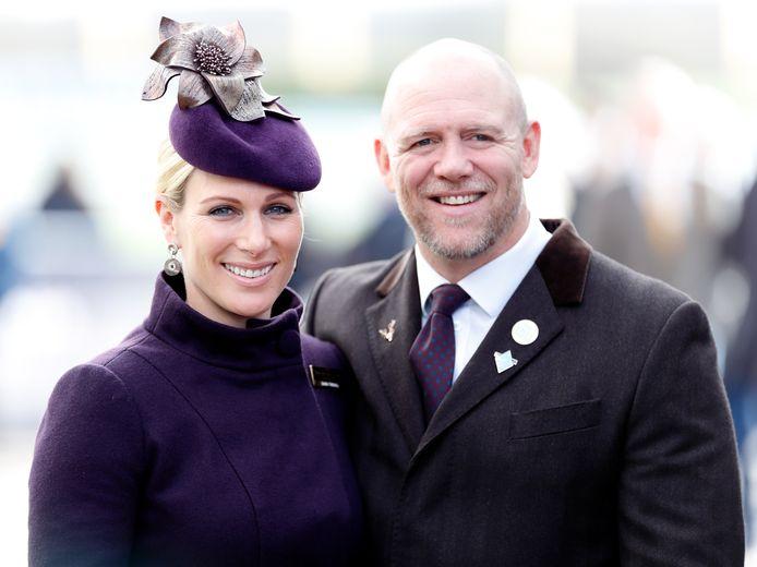 Zara Tindall en haar echtgenoot Mike zijn opnieuw ouders geworden
