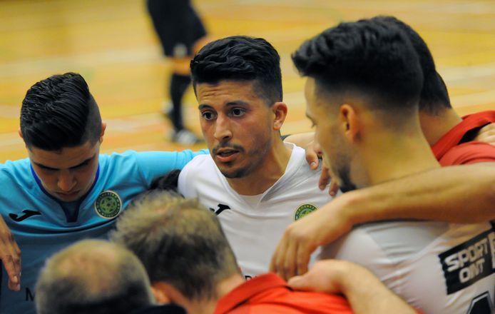 Salim Ben Sellam, die in 2018 afscheid nam als speler, is komend seizoen samen met André Siereveld assistent van Azdine Boufrahi.