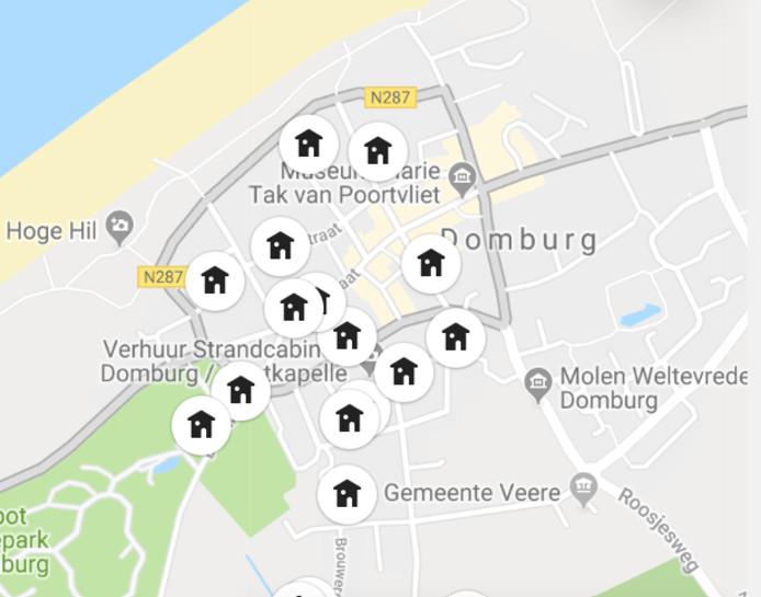 Kamers te huur in Domburg op de site van Airbnb
