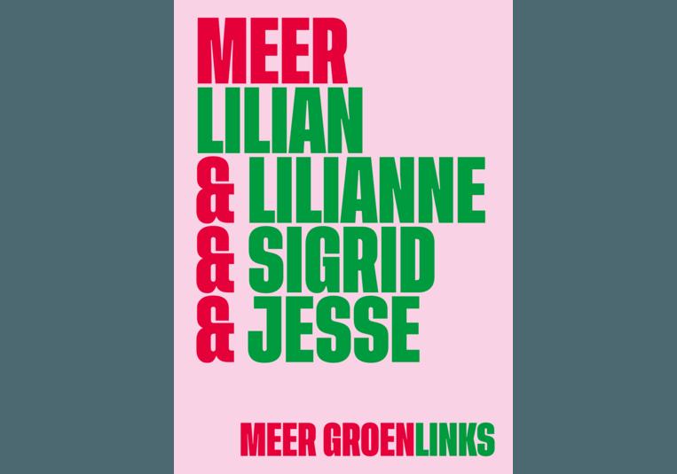 null Beeld GroenLinks