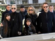 Héritage de Johnny: Laeticia Hallyday renonce à son appel sur la compétence de tribunaux français
