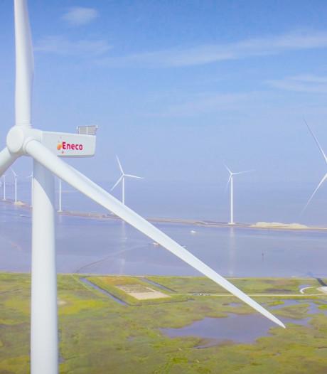 Ligging Woerden zeer geschikt voor windmolens