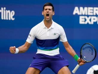 Djokovic in vier sets voorbij Nishikori naar vierde ronde op US Open