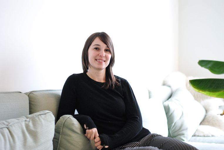 Astrid Quintelier mag op doktersbevel nooit meer hormonale anticonceptie gebruiken. Beeld RV