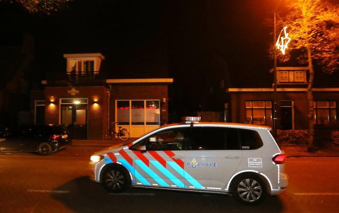 Man gewond na beroving in Heeswijk-Dinther.