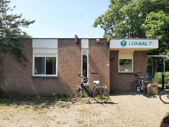 Lokaal 7 in Berlicum draait op vrijwilligers.