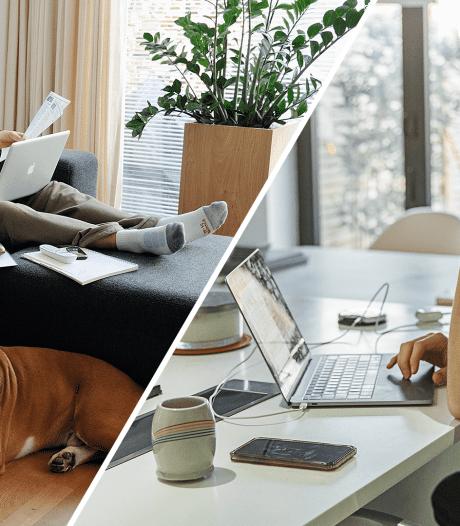Stelling | Ik wil nooit meer op kantoor werken