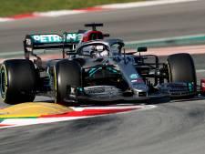 LIVE | Sainz houdt huis in McLaren, Hamilton maakt kilometers