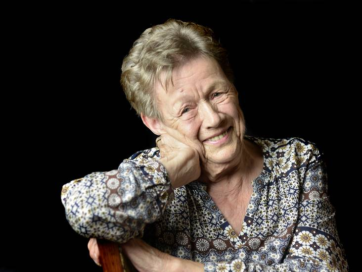 88-jarige Aaltje uit Borne doet haar verhaal: ' 't Was soms puur overleven'