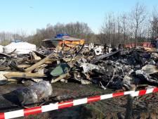 Iedereen aangeslagen na brand zorgboerderij Vlijmen: 'Hier zat tien jaar ziel en zaligheid in'