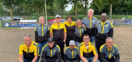 't Dupke opnieuw Nederlands kampioen