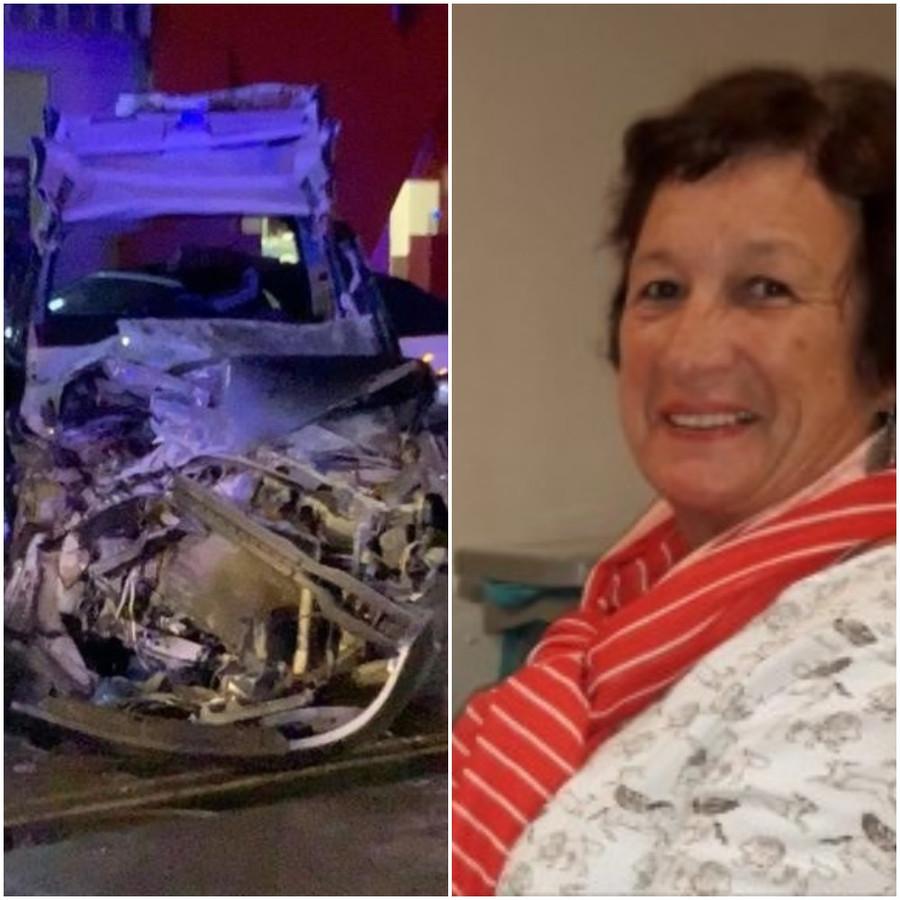 Viviane Swaenepoel overleed zeven weken na het ongeval