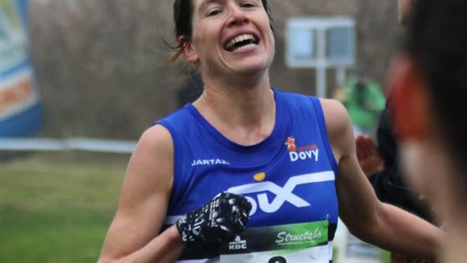 """Hanna Vandenbussche trekt met veel goesting naar BK veldlopen, maar: """"Geen idee waar ik momenteel sta"""""""