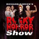 Poster van de musical The Rocky Horror Show.
