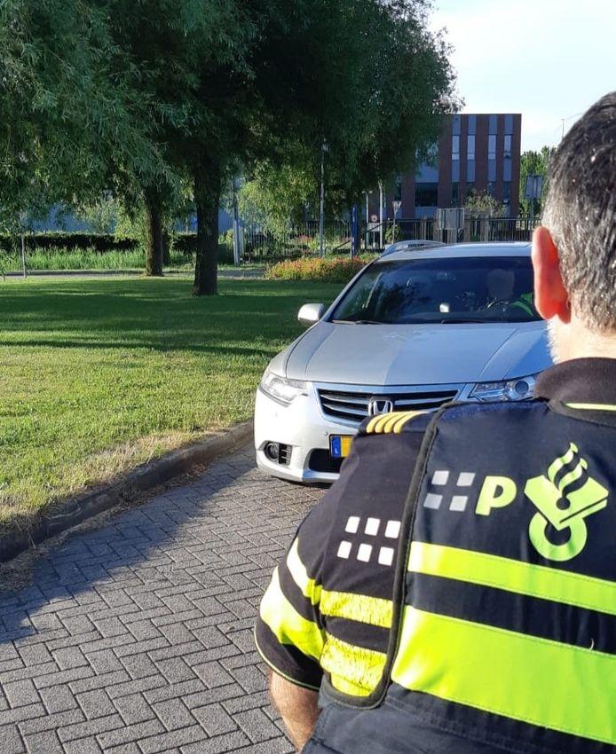 Politie Hoeksche Waard