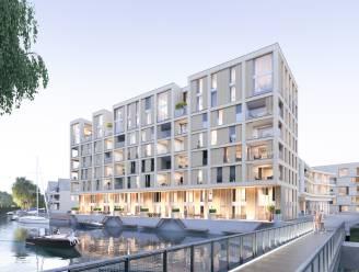 """Scheldekop in Oudenaarde krijgt appartementen met aanlegsteiger: """"Bouw van Bord'eau is sluitstuk van herontwikkeling van ooit verloederd gebied"""""""