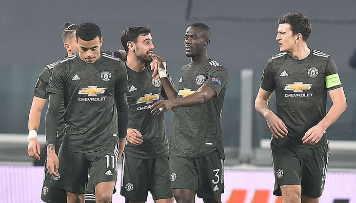 Manchester United rekende in de vorige ronde vlot af met Real Sociedad.