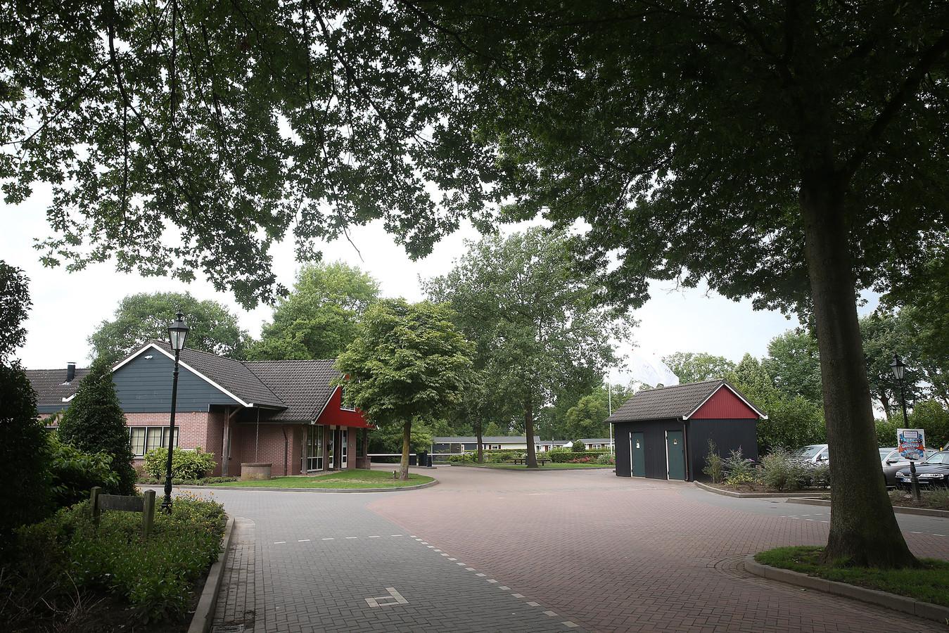 Camping De Twee Bruggen in Winterswijk.