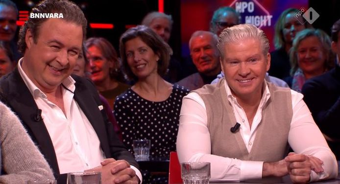 Dries Roelvink in DWDD