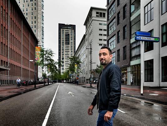 Murat Memis in Eindhoven.