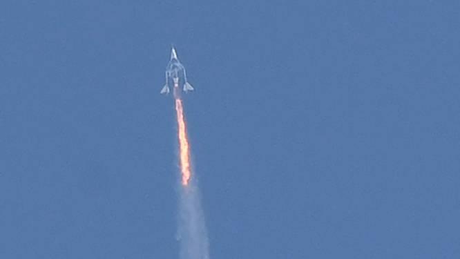 Le vaisseau spatial de Virgin Galactic cloué au sol après un incident de vol