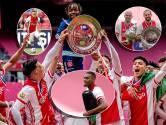 Van Ryan Gravenberch tot Noa Lang: dit zijn de 30 schakeltjes achter Ajax' 35ste titel