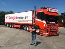 50 uur per week poetsen: Joost (21) gaat voor de mooiste truck van Nederland