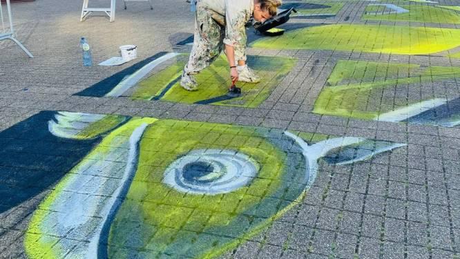 Kameleon voor Beaufort 21 laat op zich wachten, dus schakelt Knokke-Heist over op street art