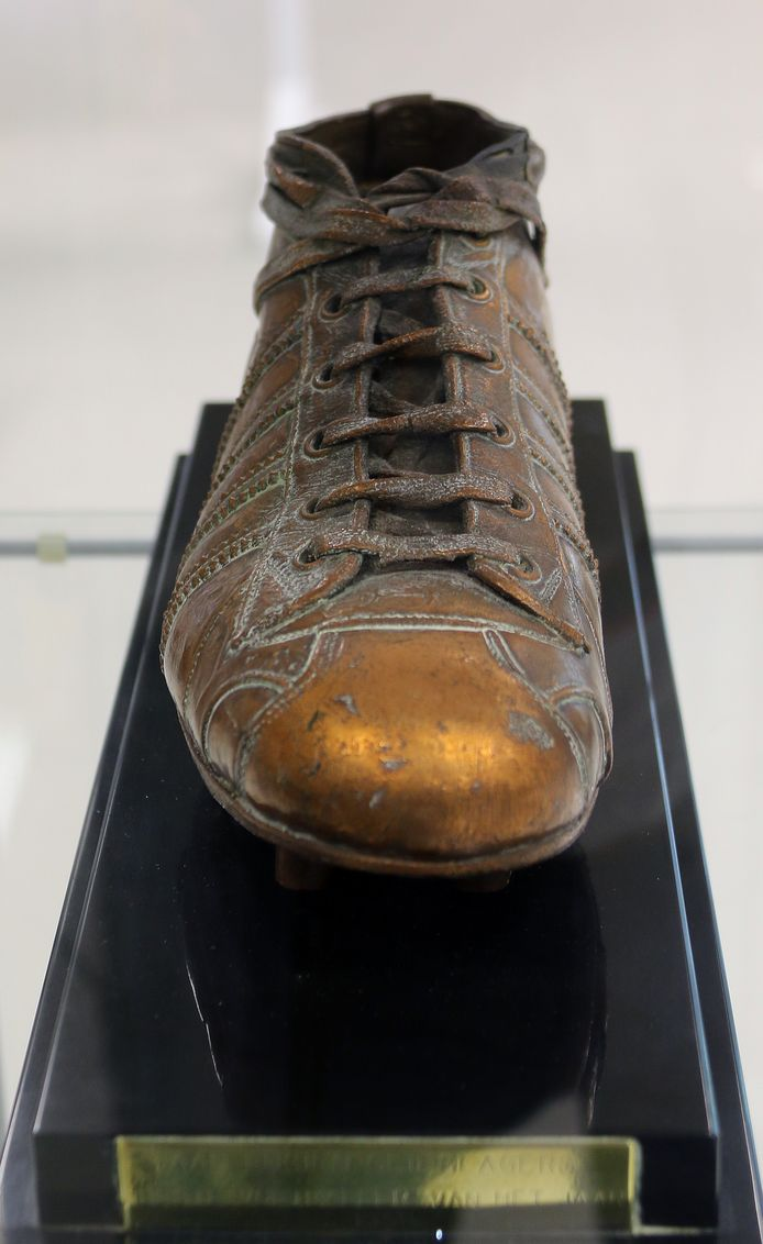 De Gouden Schoen van Lucien Olieslaegers uit 1959