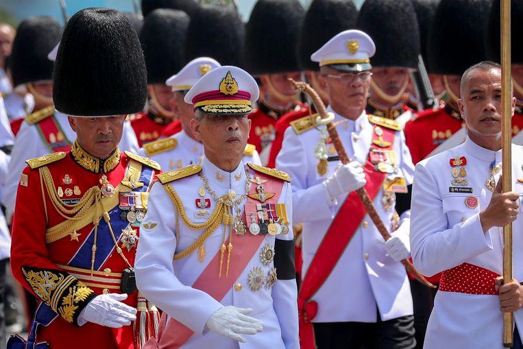 Koning Maha Vajiralongkorn Bodindradebayavarangkun