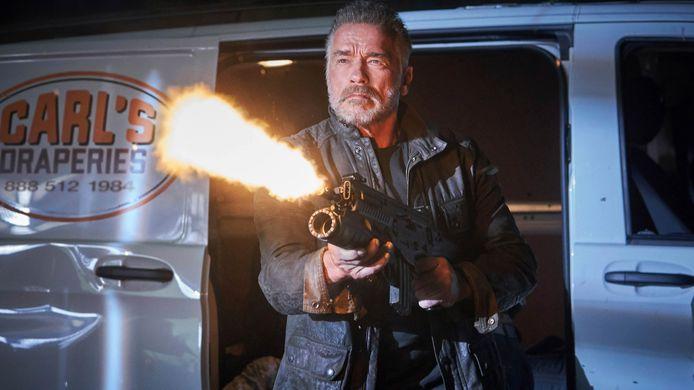 Zelfs Arnold Schwarzenegger kon 'Terminator: Dark Fate' niet redden