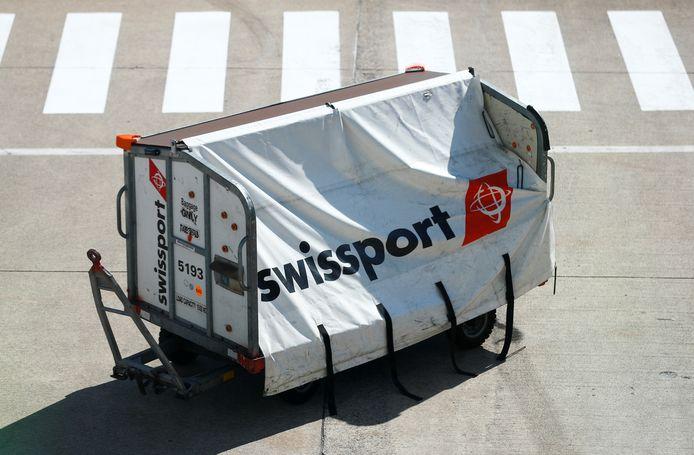 Swissport Belgium était fournisseur de services de manutention au sol à Brussels Airport, aux côtés d'Aviapartner.