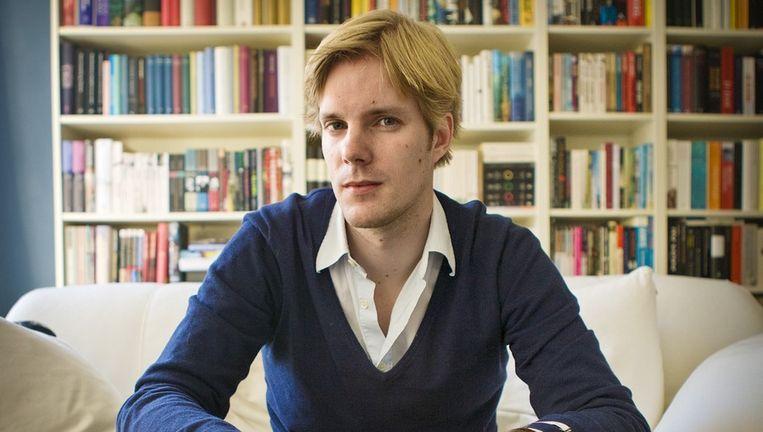 Joost De Vries. Beeld Frank Groeliken