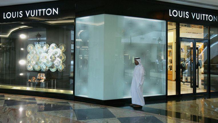 De Mall of the Emirates in Dubai is een populaire winkelbestemming onder het 'rijkste procent' Beeld TR Beeld
