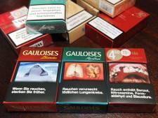 Kabinet voor afschrikwekkende foto op tabak