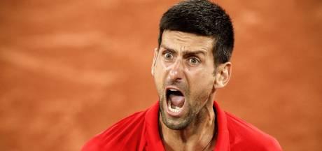 Ongekende uitbarsting Djokovic: 'Ontlading van opgekropte emoties'