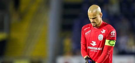 Uitblinker Van der Steen lovend over strijdlust FC Den Bosch: 'De jongens gezegd dat ik trots op ze ben'