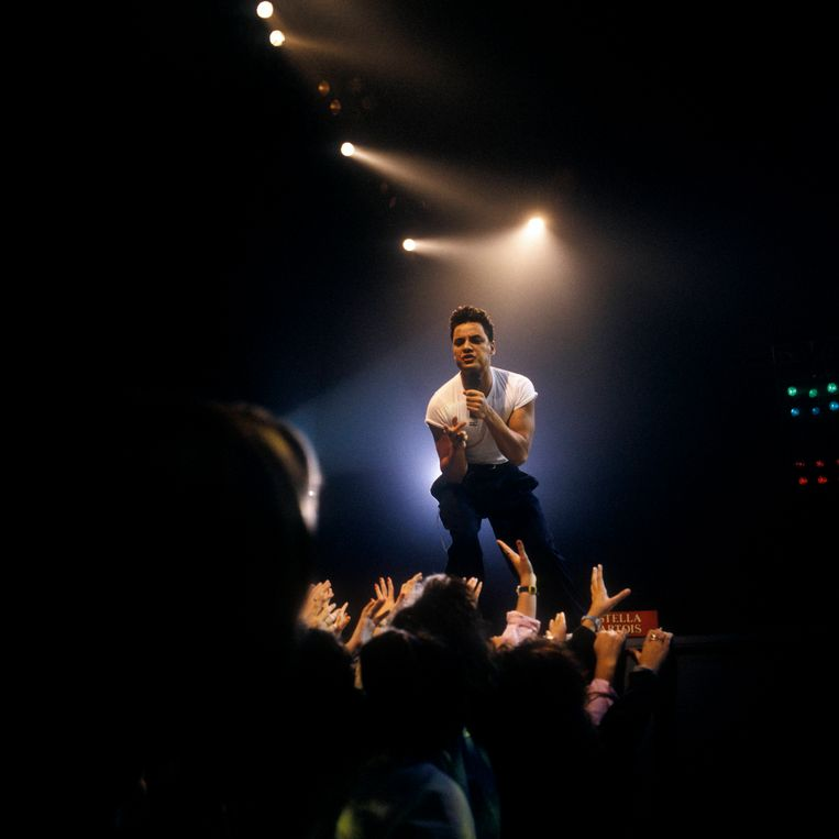 Nick Kamen. Beeld Redferns