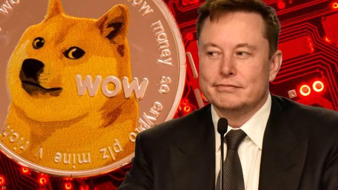 Koers van Dogecoin stijgt niet na tweets van Elon Musk: is zijn invloed voorbij?