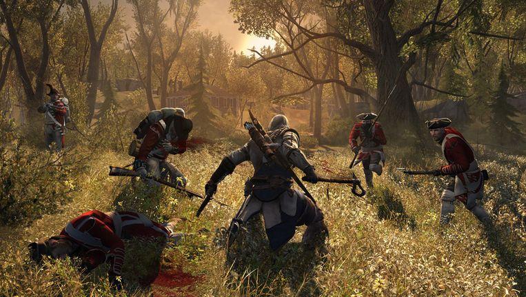 'Assassin's Creed III' verschijnt in de herfst. Beeld Ubisoft