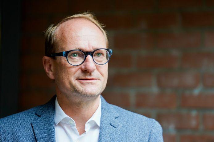 Vlaams minister van Onderwijs van Ben Weyts (N-VA)
