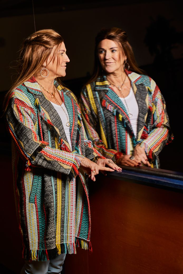 Colinda de Klerk: ,,Ik ben een tevreden en dankbaar mens. Ik ben een trotse moeder en een trotse dansschoolhouder.''